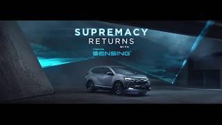 Video 2017 Honda CR-V – Supremacy Returns (Product Video) MP3, 3GP, MP4, WEBM, AVI, FLV Juli 2019