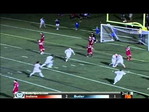 Men's Soccer Highlights vs. Indiana
