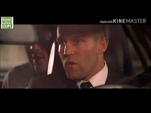 The Transporter: Opening Scene - Rob Bank and Escape