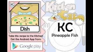 KC Pineapple Fish YouTube video