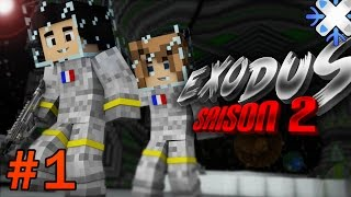 Video Show TV dans l'espace | Minecraft - Exodus Saison 2 #1 MP3, 3GP, MP4, WEBM, AVI, FLV September 2017