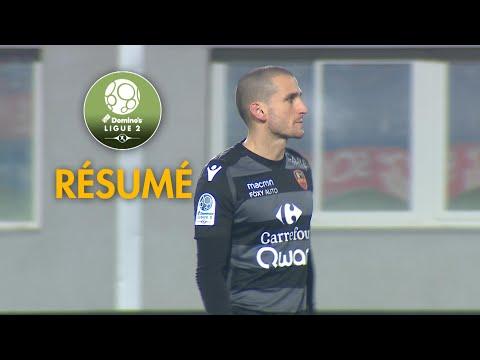 Gazélec FC Ajaccio - AJ Auxerre ( 0-4 ) - Résumé - (GFCA - AJA) / 2018-19