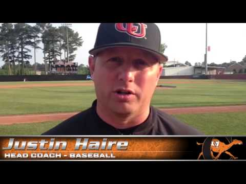 Baseball vs. Coastal Carolina - 5/15/15