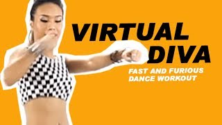 Nonton Virtual Diva - Don Omar | Fast and Furious Dance Workout | Zumba® Fitness | Michelle Vo Film Subtitle Indonesia Streaming Movie Download