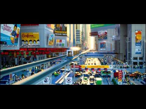 La LEGO película - Clip