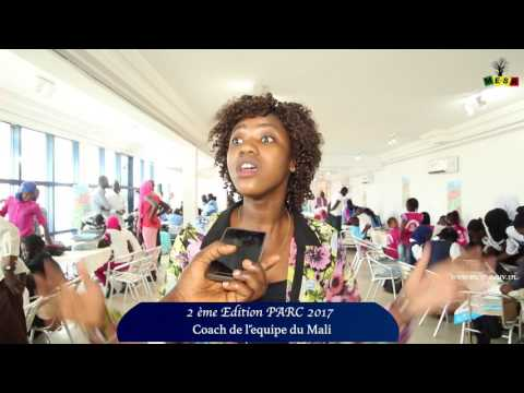 2e Edition PARC 2017: Coach de l'équipe du Mali