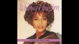 Whitney Houston- All The Man That I Need (Male Version)