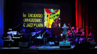 Big Band - Universidad Sergio Arboleda - Parte 1