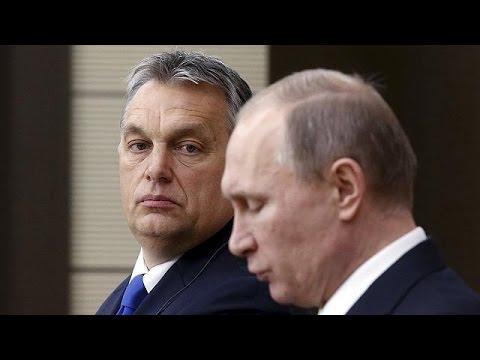 Μόσχα: Συνάντηση Πούτιν-Όρμπαν