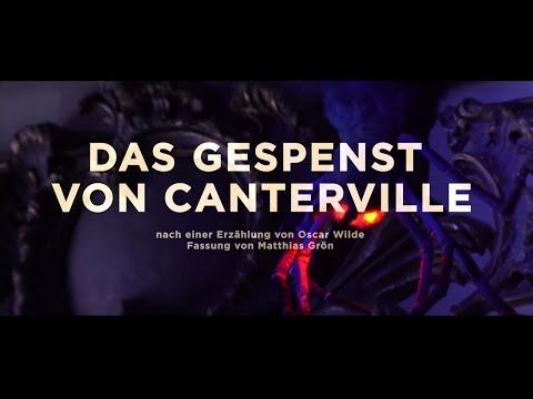 DAS GESPENST VON CANTERVILLE nach einer Erzählung von Oscar Wilde - Premiere 20.11.2016