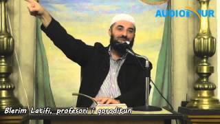 Blerim Latifi, profesori i qoroditun -  Hoxhë Enes Goga