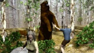 Video Yellowstone National Park Grizzly Bear Attack Leaves Hiker Dead MP3, 3GP, MP4, WEBM, AVI, FLV November 2017