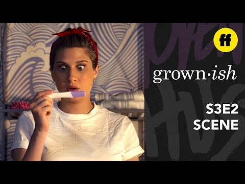 grown-ish Season 3, Episode 2 | The Story Behind Nomi's Pregnancy | Freeform