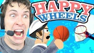 Happy Wheels - FREE THROW CHALLENGE