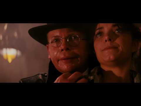 Raiders of the Lost Ark. The fight in Nepal in Marion's bar [Clip 2 of 3]