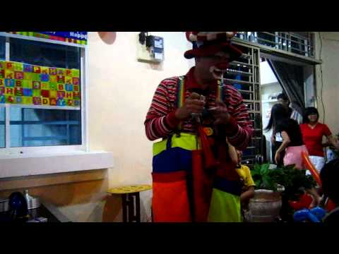 【Clown Comedy-Magic Show】&【小丑搞笑魔术表演】