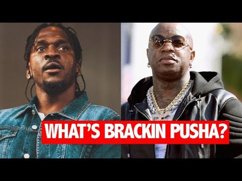 Birdman Catches Up With Pusha T On Elevator After Years Of Disses,Pusha Disses Baby Again Days After (видео)