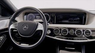 Nonton Mercedes S-Class Hybrid (2014) INTERIOR Film Subtitle Indonesia Streaming Movie Download