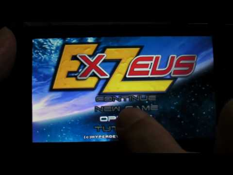 Video of ExZeus Arcade