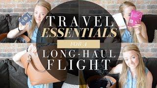 Video Travel Essentials For a Long-Haul Flight MP3, 3GP, MP4, WEBM, AVI, FLV Juli 2018