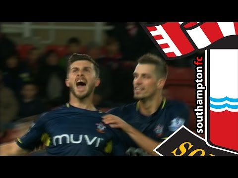 City - Watch all five goals - including Graziano Pellè's double and Shane Long's first goal for the club - in Southampton's 3-2 win over Stoke City in the Capital One Cup. Subscribe to Southampton's...