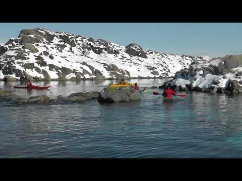 Videohittat vinterpaddling