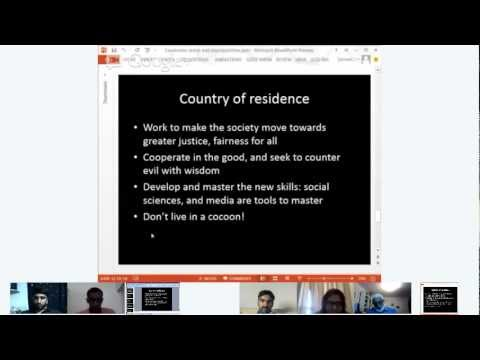 The Role of an Expatriate Muslim - Online Session - Dr. Ahmad Kutty
