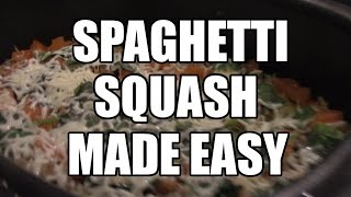 "Here is a great recipe and super easy way to cook spaghetti squash. The sausage adds a nice flavor with a little spice.  Get the ninja Cooking System 4 in 1 here: https://www.amazon.com/gp/product/B01MQM6IWP/ref=as_li_qf_sp_asin_il_tl?ie=UTF8&tag=ninjacook20-20&camp=1789&creative=9325&linkCode=as2&creativeASIN=B01MQM6IWP&linkId=a2e70175b764ea40f9554e9a19648afdGet the Ninja 3 in 1 here: https://www.amazon.com/gp/product/B01MDN2MQH/ref=as_li_qf_sp_asin_il_tl?ie=UTF8&tag=ninjacook20-20&camp=1789&creative=9325&linkCode=as2&creativeASIN=B01MDN2MQH&linkId=b2161522979e5233ffa7975bf7665e9ehttps://www.amazon.com/Ninja-Cooking-Easier-Healthier-Better/dp/1934193852/ref=as_li_ss_tl?ie=UTF8&qid=1486517833&sr=8-1&keywords=150+recipe+book+ninja&linkCode=ll1&tag=ninjacook20-20&linkId=9df95796f49320c822fccc22f20da6c6Find the recipe here:  http://easyninja.blogspot.com/2017/01/spaghetti-squash-with-sausage-ninja.htmlPLEASE SUBSCRIBE!!!http://www.youtube.com/subscription_center?add_user=im14pinballFind Ninja Cooking system recipes here: http://EasyNinjaRecipes.comGet Cash Back when you shop online!http://www.ebates.com/rf.do?referrerid=IA2rxShzGMuEoUXkh%2FPF7g%3D%3D&eeid=28187""We are a participant in the Amazon Services LLC Associates Program, an affiliate advertising program designed to provide a means for us to earn fees by linking to Amazon.com and affiliated sites."""
