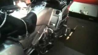 4. Honda Goldwing limited Sound System Upgrade