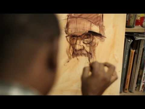 artist - The latest documentary in our 'Life Of' series looks at inspirational artist, Adebanji Alade who shares his thoughts and passions on his life and work. Check...