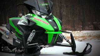 7. 2012 Arctic Cat F1100 ProCross Test Ride