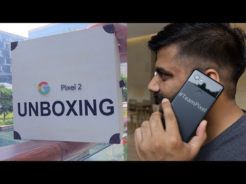 Google Pixel 2 XL Unboxing & First Look + GIVEAWAY!!! #TeamPixel