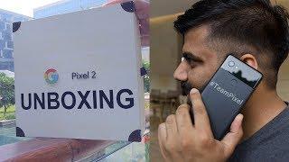 Video Google Pixel 2 XL Unboxing & First Look + GIVEAWAY!!! #TeamPixel MP3, 3GP, MP4, WEBM, AVI, FLV November 2017