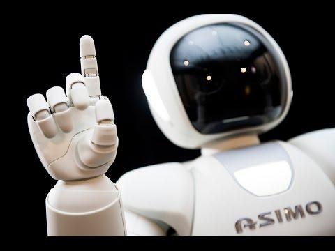 Vídeos de 'El robot ASIMO de Honda llega a Europa'