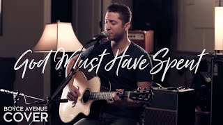 N'SYNC - God Must Have Spent (Boyce Avenue acoustic cover) on iTunes & Spotify