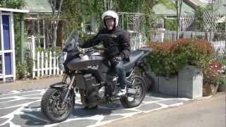 9. Kawasaki Versys 1000 Test