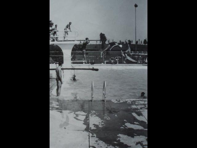 The  Greenhills  Swimming  Pool