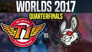 Video SKT vs MSF - Game 2 - Worlds 2017 Quarterfinals - SKT T1 vs Misfits G2 | Worlds 2017 MP3, 3GP, MP4, WEBM, AVI, FLV Juni 2018