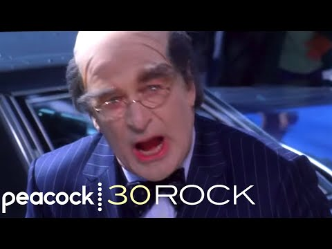 Jack Is An Evil Villain - 30 Rock