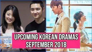 Video 12 Upcoming Korean Dramas September 2018 MP3, 3GP, MP4, WEBM, AVI, FLV September 2018