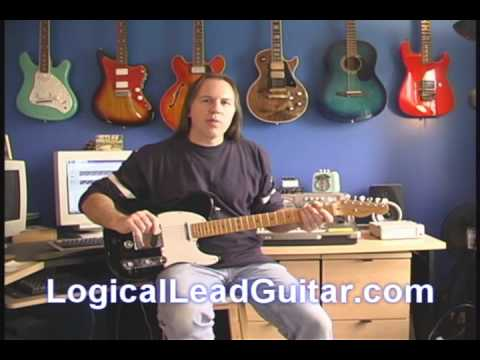 Easy Guitar Scale Exercises You Really Must Know!