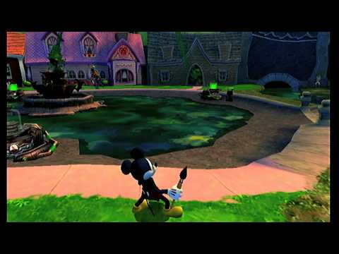 Ten Minutes of Epic Mickey 2 Footage Surfaces on the Wii