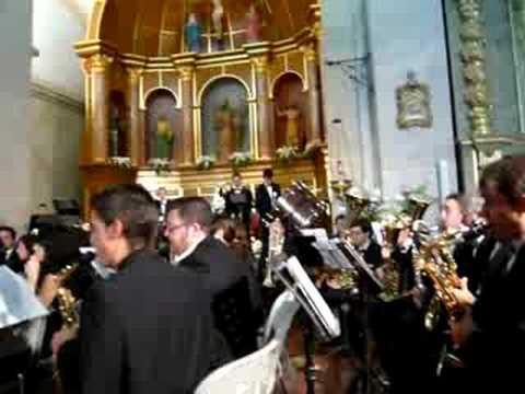 LA LEYENDA DEL BESO - BANDA CONSERVATORIO MUSICA MANUEL de FALLA  ALCORCON Fuente de Pedro Naharro