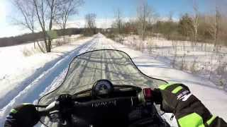 4. Derby Cat-Arctic Cat F570 Ride