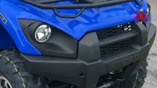 3. 2019 Kawasaki   Brute Force 750 4x4i EPS  2018 all new