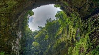 Khám phá hang động lớn nhất Việt Nam - Sơn Đòng  (vietsub)