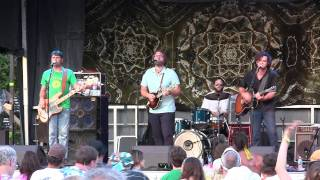 Dread Clampitt - Sisters and Brothers (Suwanee Springfest 2011)