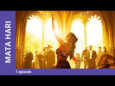 MATA HARI. Episode 1. Russian TV Series. StarMedia. Drama. English dubbing