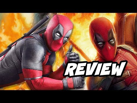Deadpool 2 Review and Ending Explained (видео)