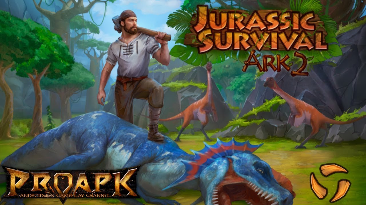 Jurassic Survival Island: ARK 2 Evolve